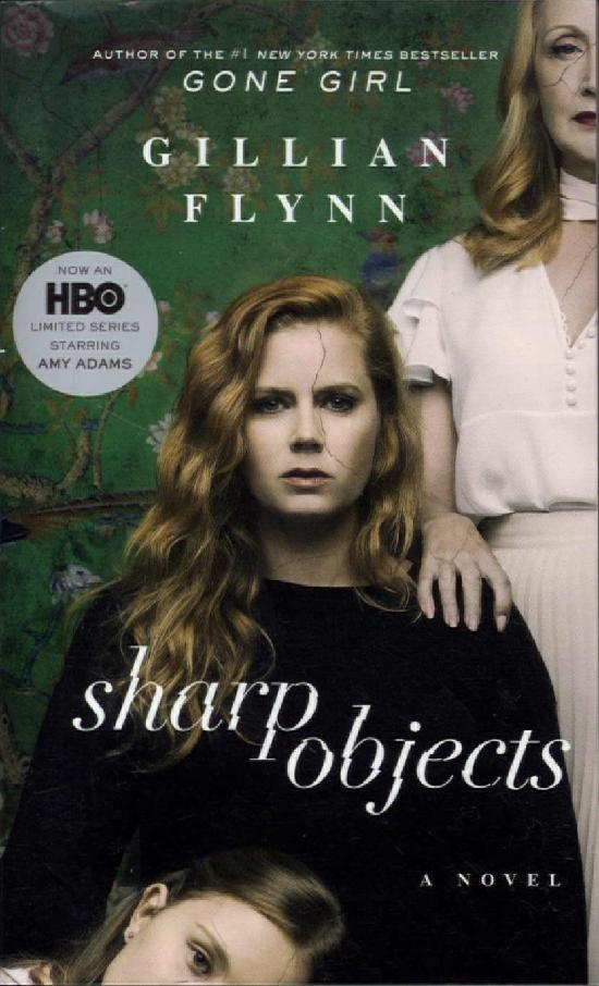 Flynn, Gillian: Sharp objects