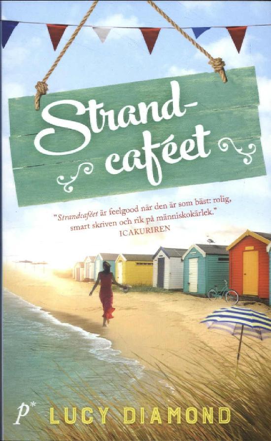 Diamond, Lucy: Strandcaféet