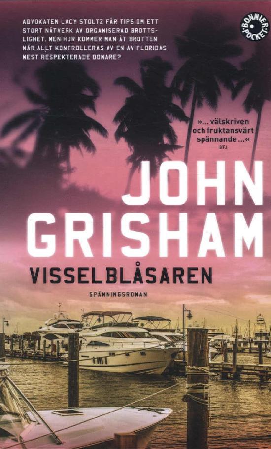 Grisham, John: Visselblåsaren