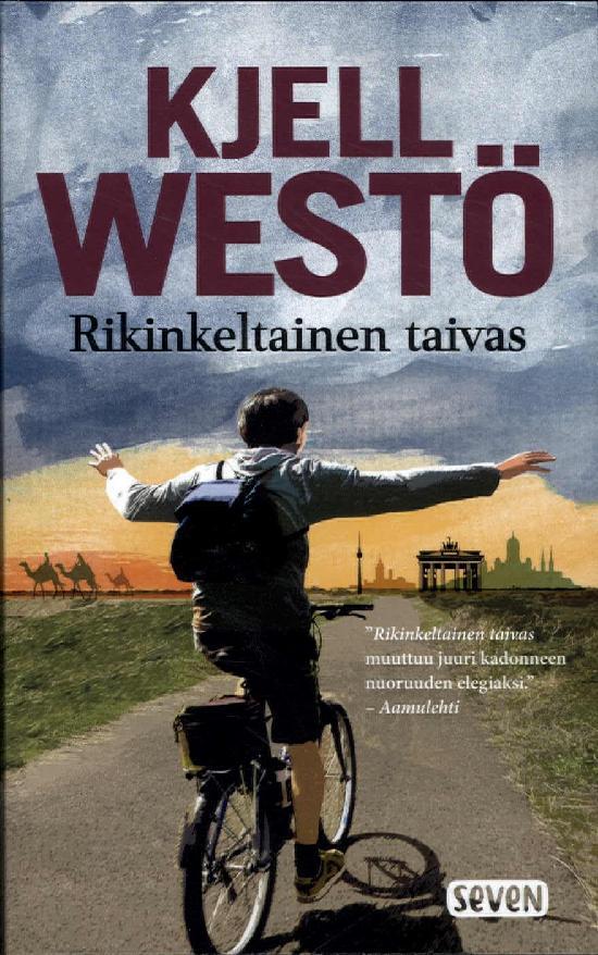 Westö, Kjell: Rikinkeltainen taivas