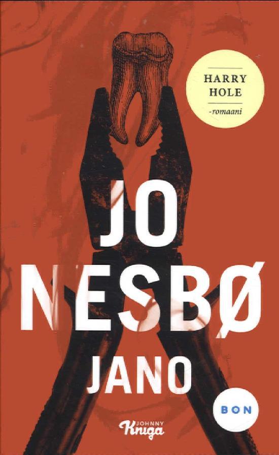 Nesbø, Jo: Jano