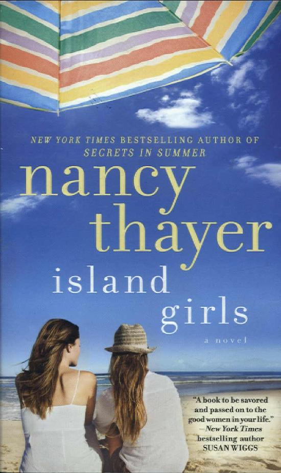 Thayer, Nancy: Island girl