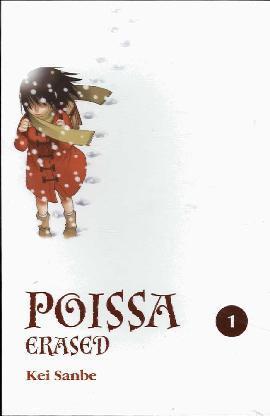 Poissa - Erased (Sarjakuvakirja) Osa: 1/9 2018