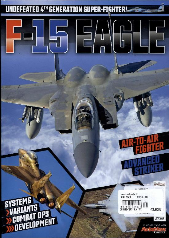 History Bookazines (Morton) F-15 Eagle 2018