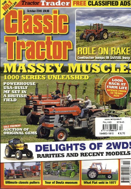 Classic Tractor
