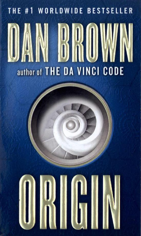 Brown, Dan: Origin