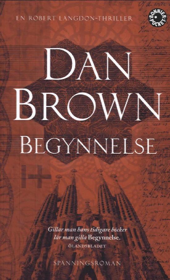 Brown, Dan: Begynnelse