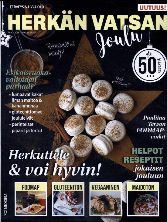 Terveys & Hyvä Olo Herkän vatsan joulu Osa 1 2018