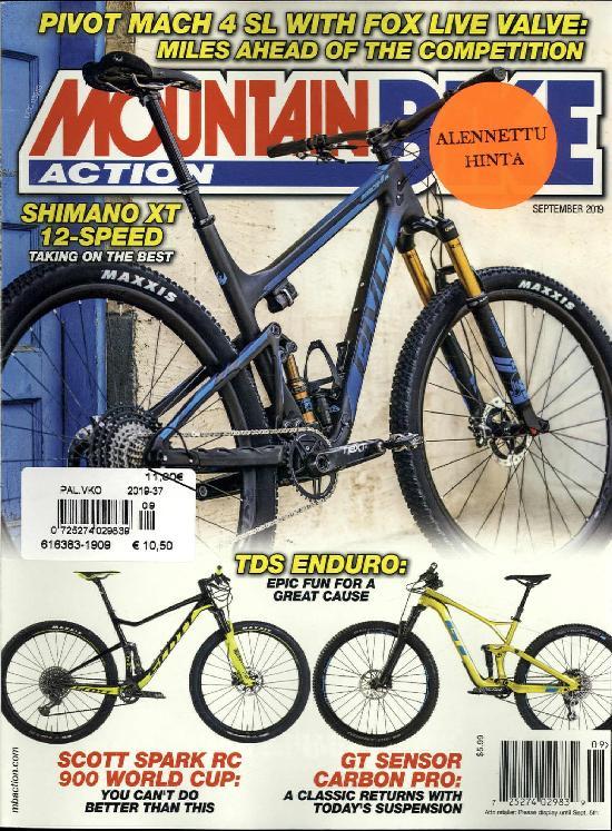 Mountain Bike Action