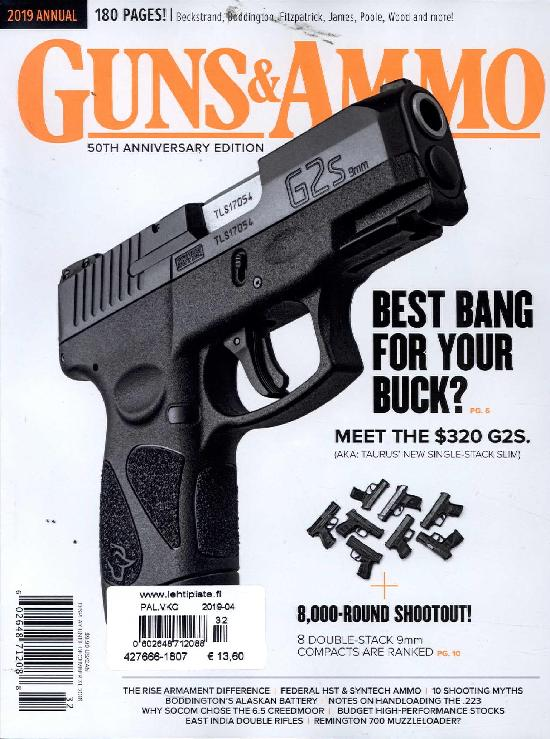 Guns & Ammo Special, Annual