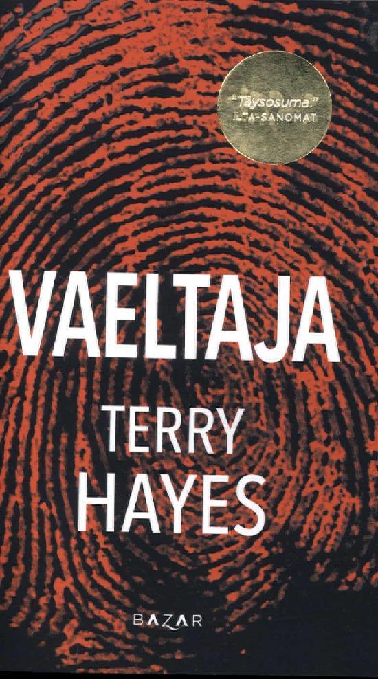 Hayes, Terry: Vaeltaja