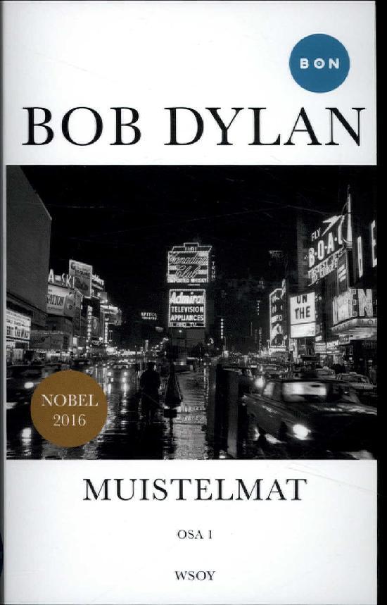 Dylan, Bob: Muistelmat