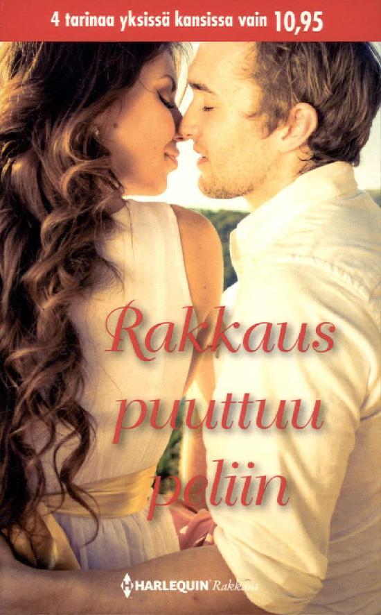 Harlequin Romantiikka Antologia Rakkaus puuttuu peliin