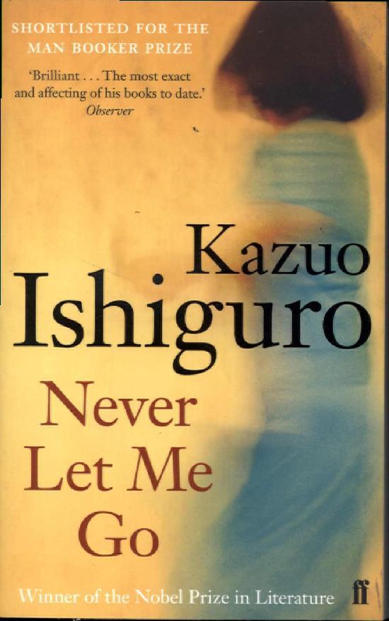 Ishiguro, Kazuo: Never Let Me Go