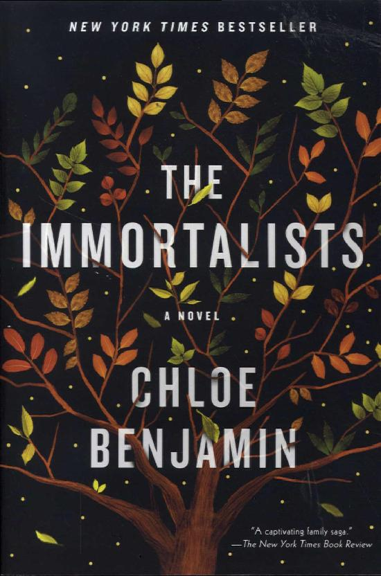Benjamin, Chloe: The Immortalists