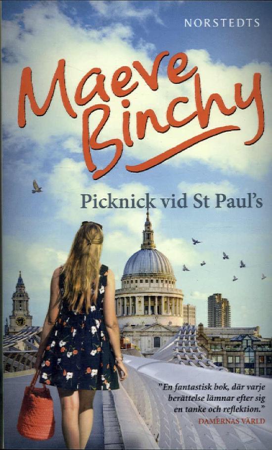 Binchy, Maeve: Picknick vid St Paul's