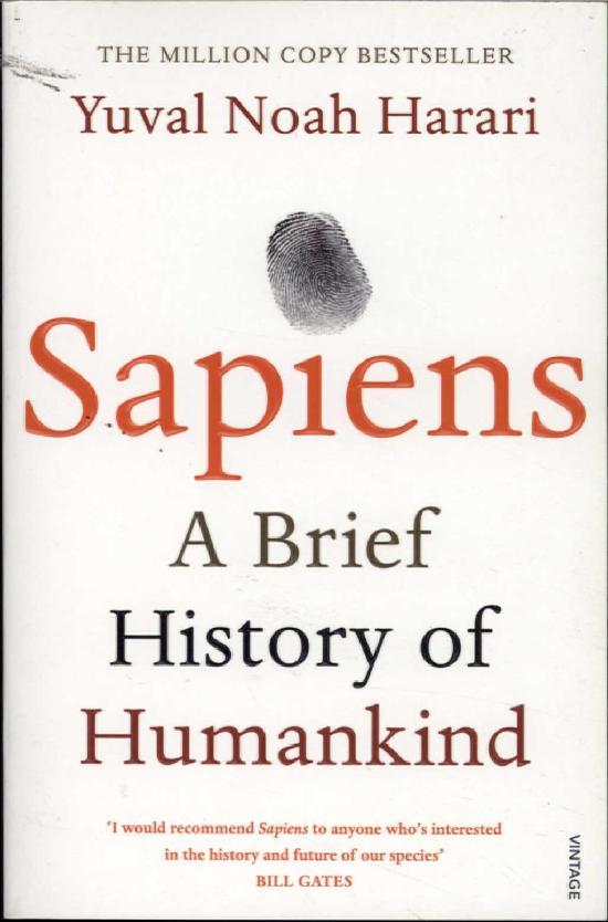 Harari, Yuval Noah: Sapiens