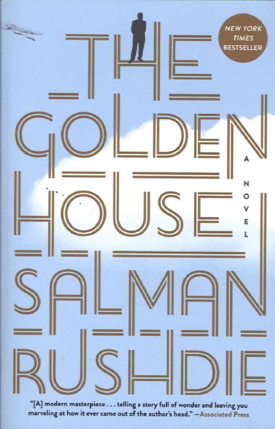 Salman, Rushdie: The golden house