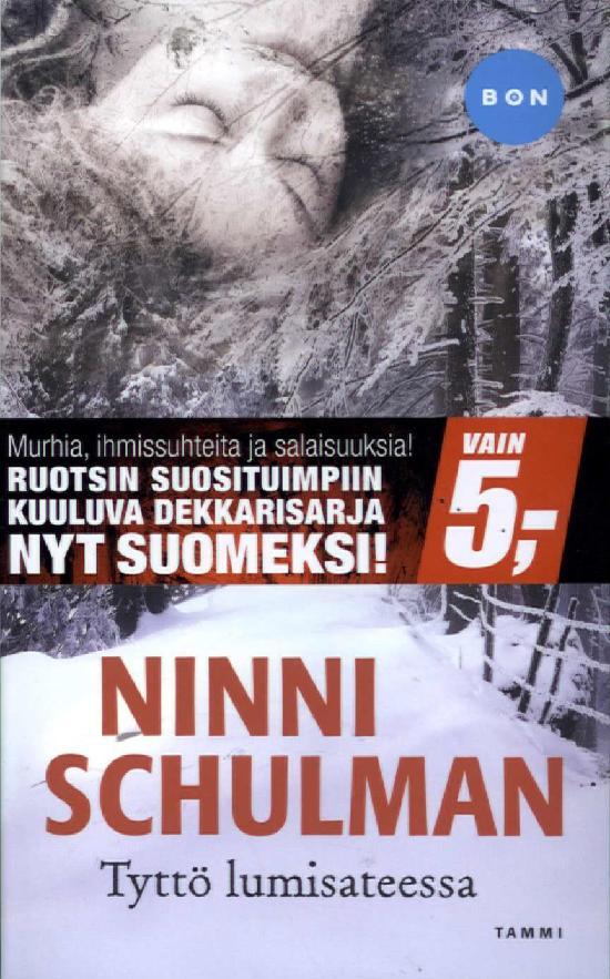 Schulman, Ninni: Tyttö lumisateessa
