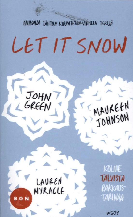 Green, John: Let It Snow