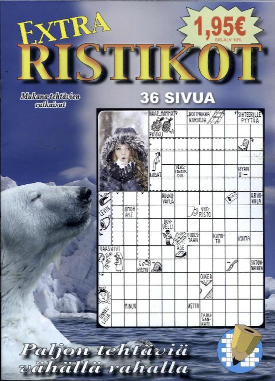 Extra Ristikot 1 / 2019