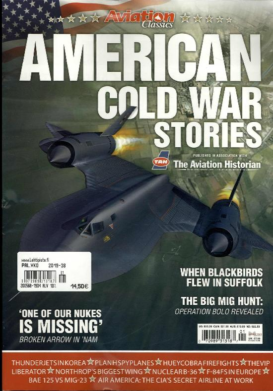 History Bookazines (Morton) American Cold War Stories