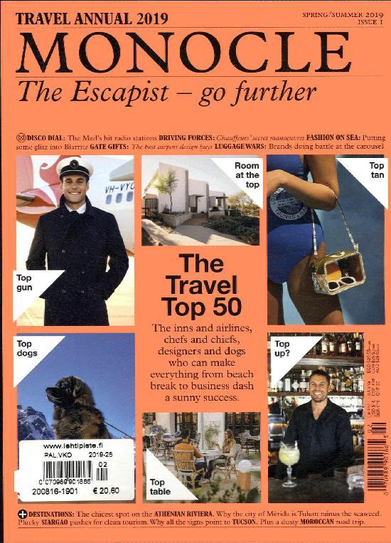 The Escapist 1901