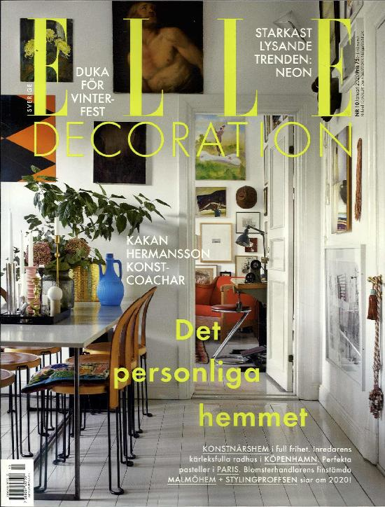 Elle Decoration (Swe)