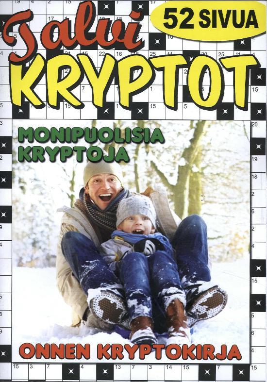 Onnen Kryptokirja Talvikryptot 1/2019