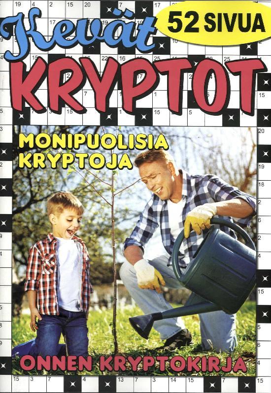 Onnen Kryptokirja Kevätkryptot 2/2019