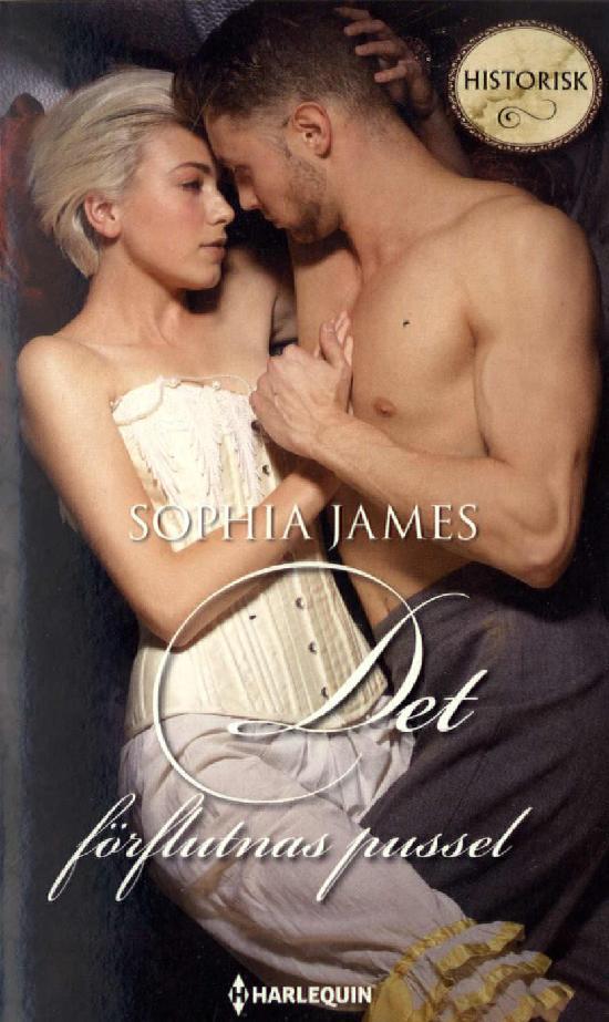 Harlequin Historisk Roman James, Sophia: Det förflutnas pussel