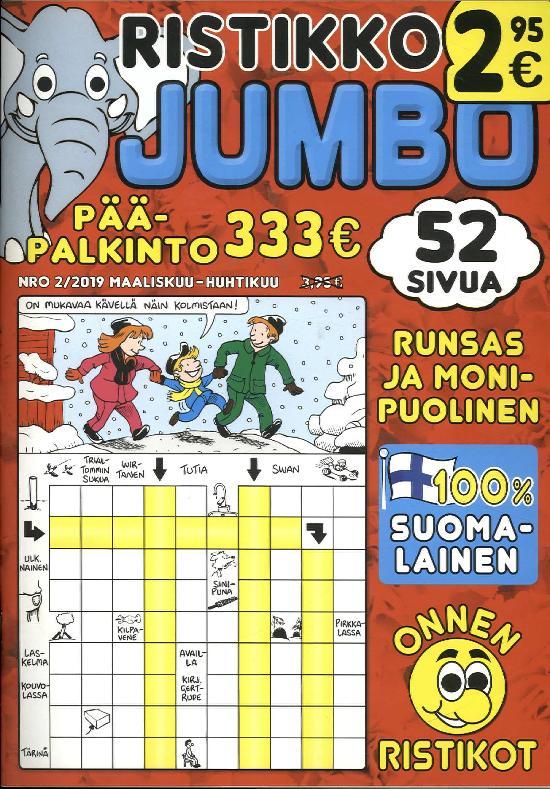 Ristikko Jumbo