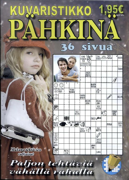 Kuvaristikko Pähkinä 1 / 2019