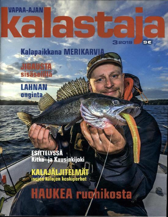 Vapaa-Ajan Kalastaja