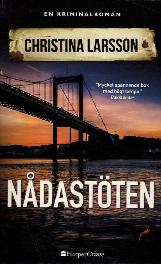 Harlequin Harper Crime (Swe) Larsson, C: Nådastöten