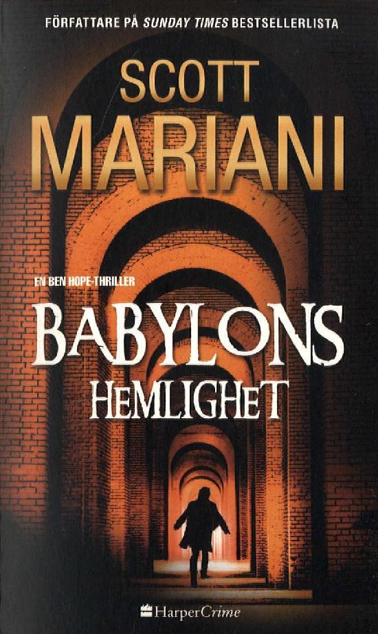 Harlequin Harper Crime (Swe) Mariani, Scott: Babylons hemlighet