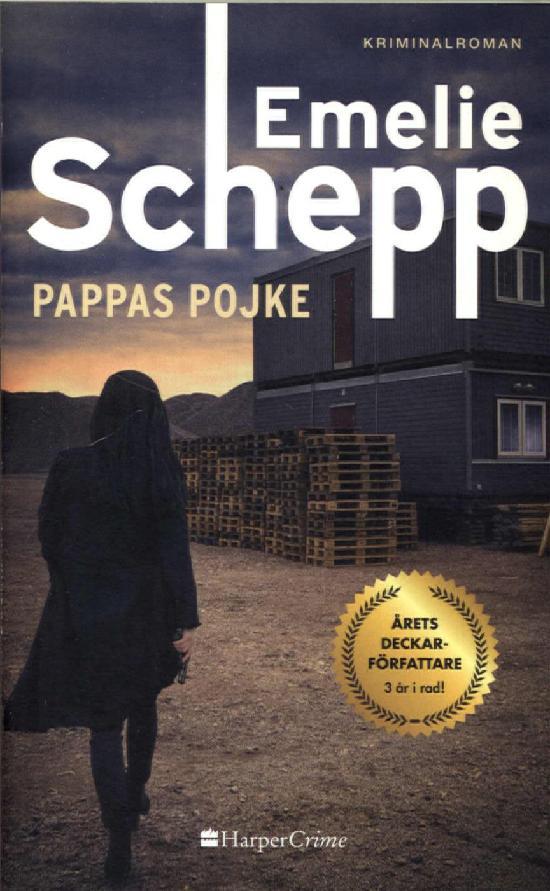 Harlequin Harper Crime (Swe) Schepp, Emelie: Pappas pojke
