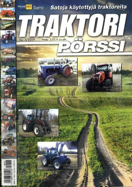 Traktoripörssi