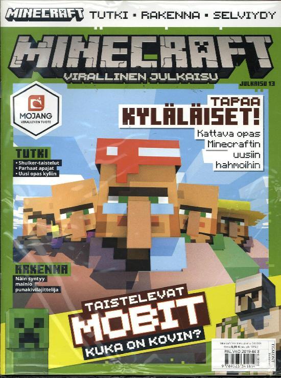 Minecraft virallinen julkaisu 04-2019