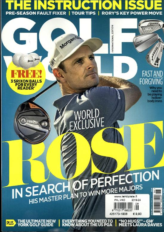 Golf World International
