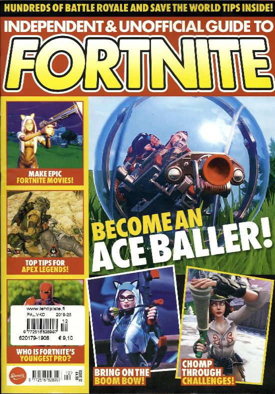 Independent & Unofficial Guide to Fortnite