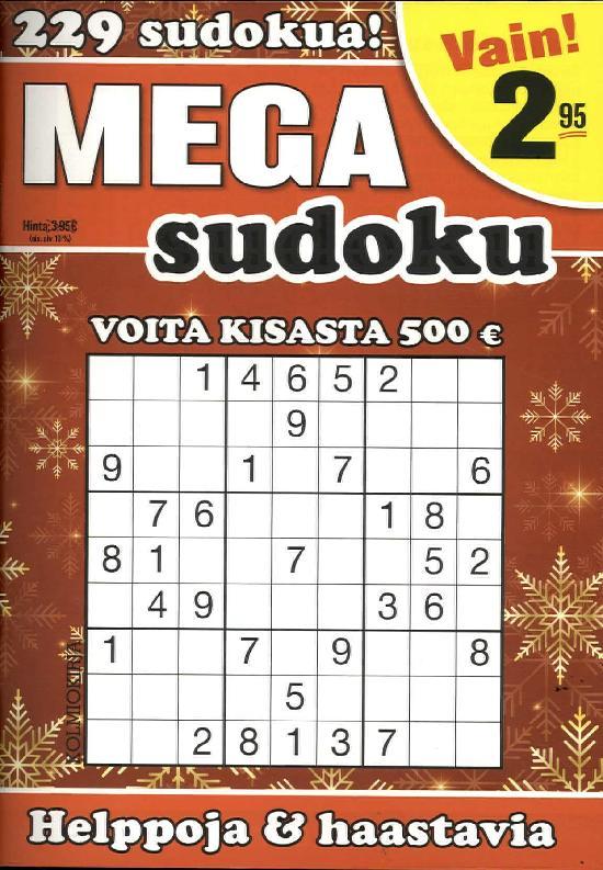 Mega-Sudoku 6/2019