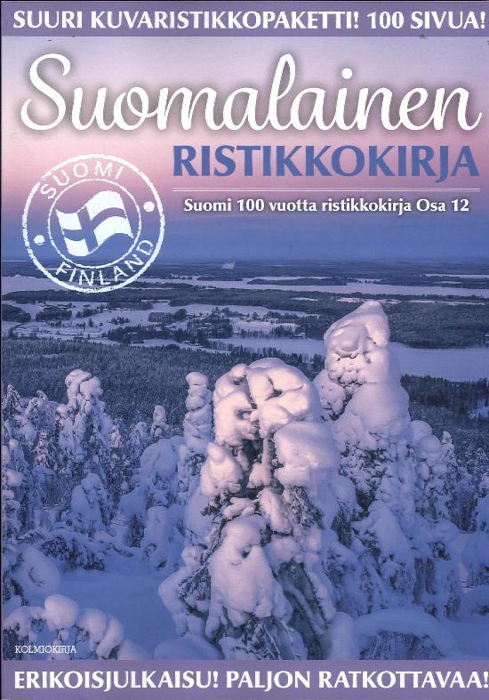 Suomi 100 Vuotta Ristikkokirja Osa 12 2019