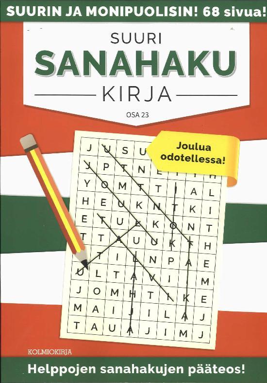Suuri Sanahakukirja OSA 23 2019