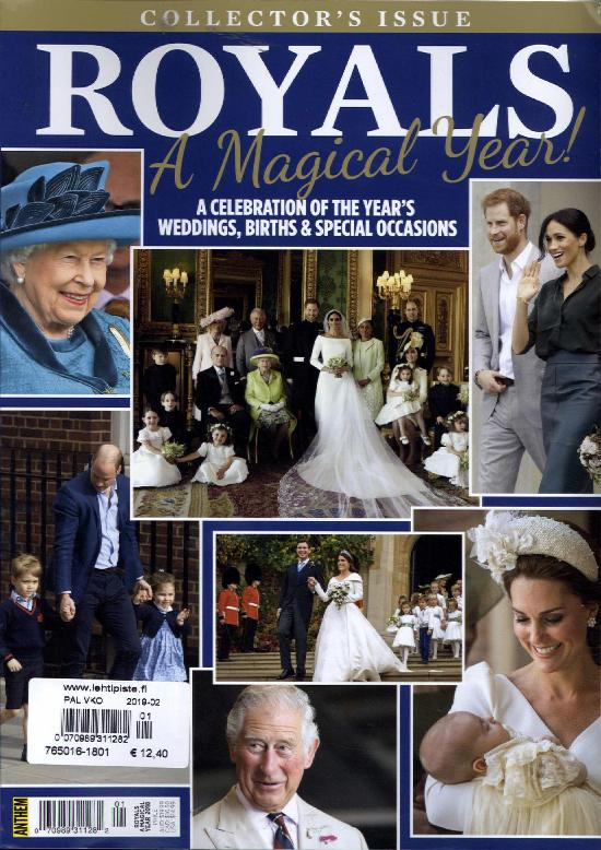 The Royals 2018 A Magical Year