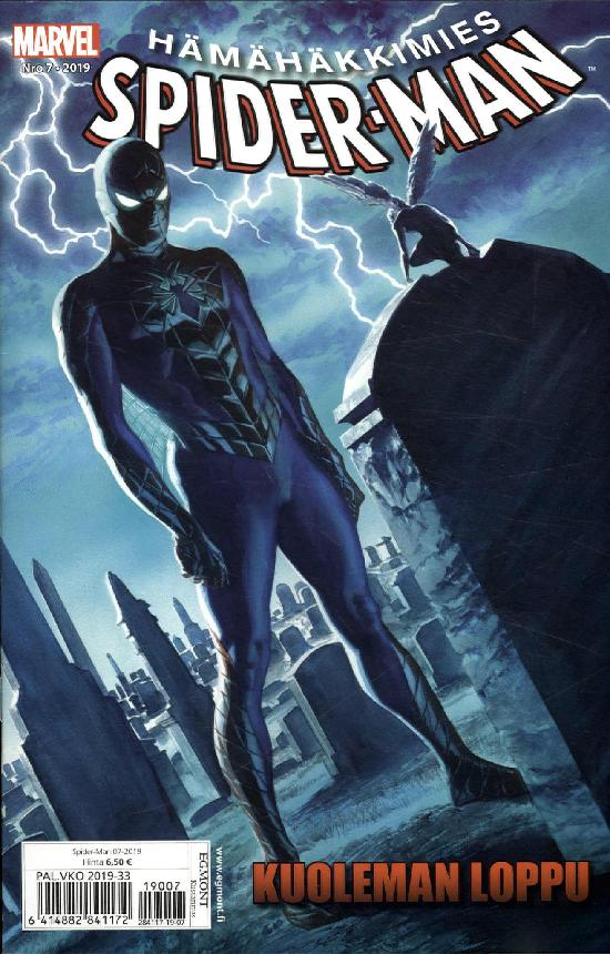 Spider-Man (suom.)
