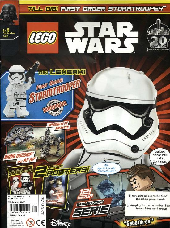 Lego Star Wars (Swe)