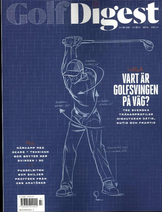 Golf Digest (Swe)