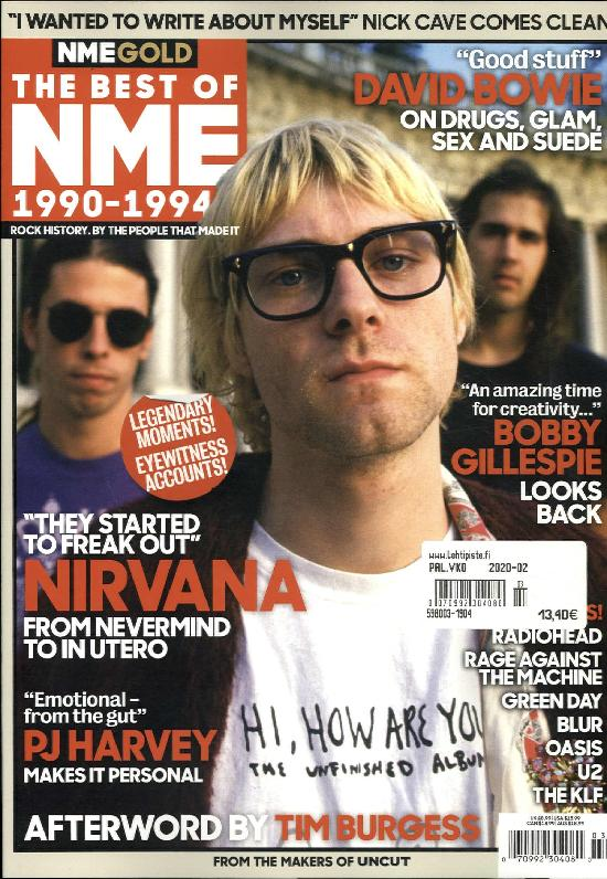 NME Gold