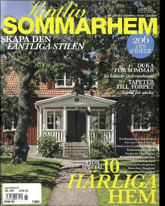 Lantliv Sommarhem